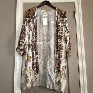 Brand New Billabong Kimono